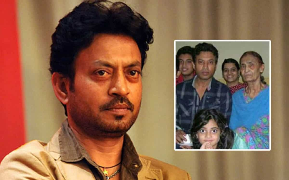 Irrfan Khan's mother dies 4 days before his death