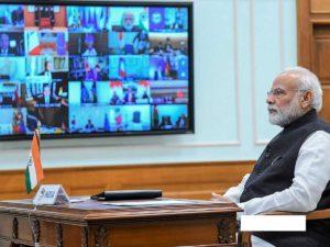 Mixed Reactions On PM Modi's '9 Minutes Light Up Vigil'
