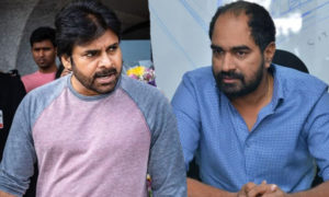 'Political design' for Krish movie with PK?
