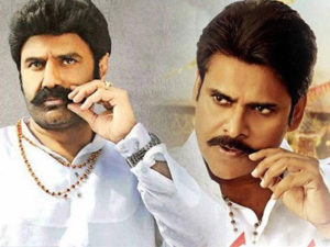 Heroines troubles for Balayya and Pawan