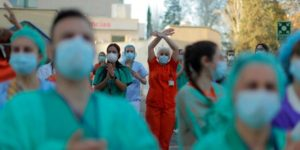 COVID-19: Spain witnesses 950 deaths in 24 hours as death toll crosses 10,000