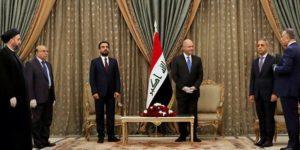 Spy chief Mustafa Kadhemi named Iraq's third PM-designate this year