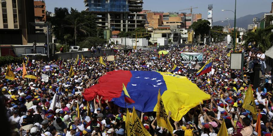 Trump's funding freeze for WHO attempt to hurt Venezuela: Democrats