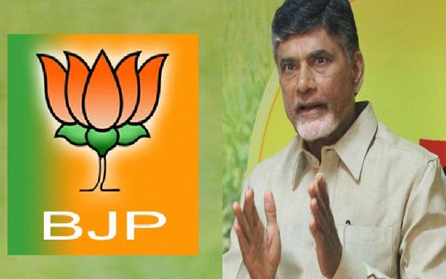 BJP totally fell into Chandrababu's trap?
