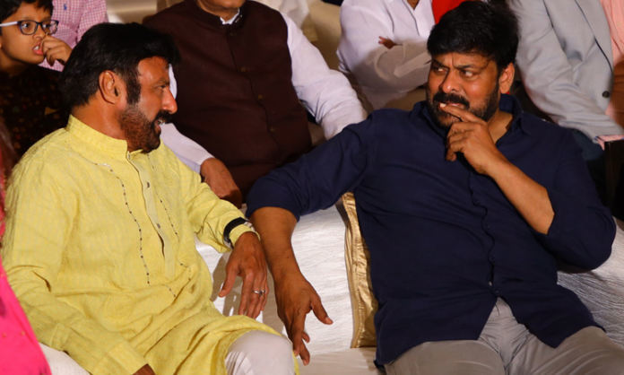 After RRR, Chiru-Balayya's epic multi-starrer on cards?