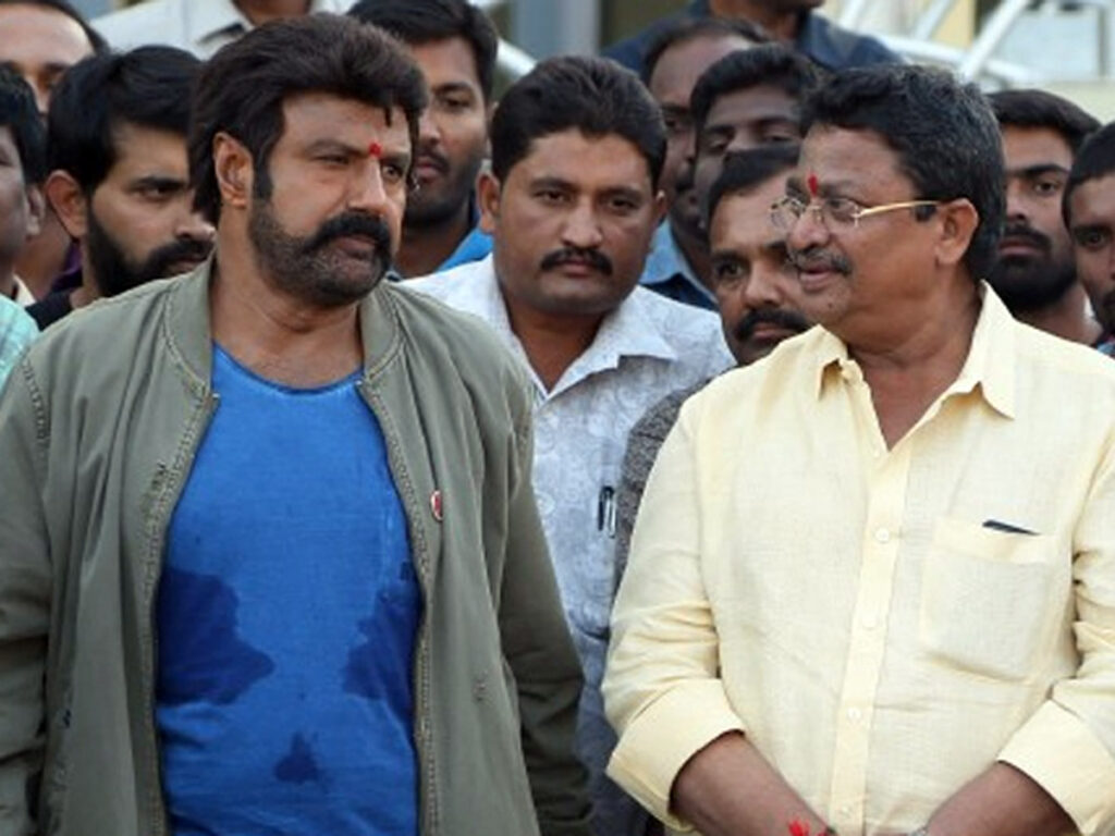 C Kalyan Reacts On Balakrishna's Comments