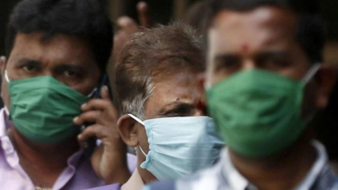Rs.1000 fine for people with no face mask – Telangana's rule