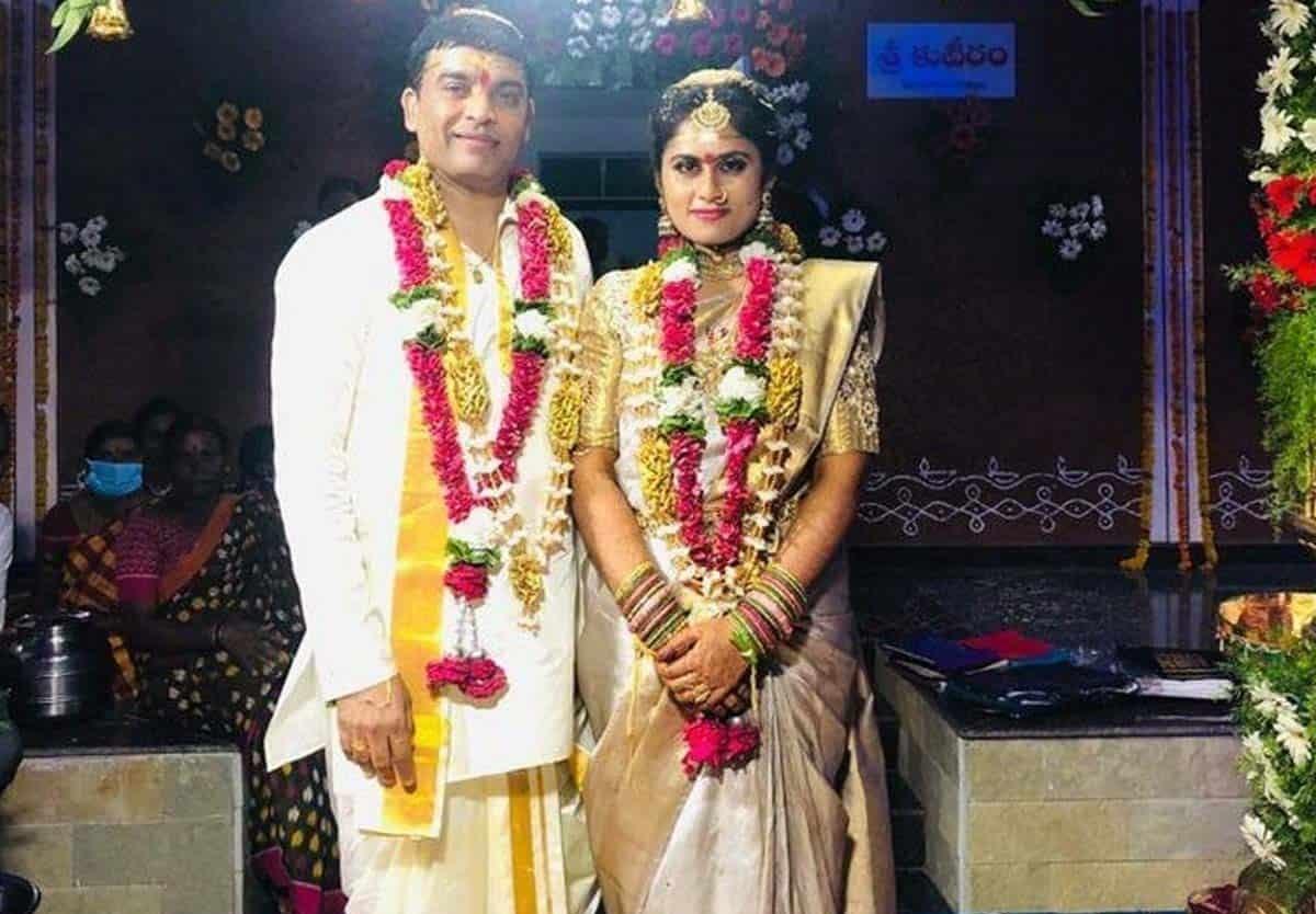 Dil Raju's Wife Name : Tejaswini aka Vygha Reddy