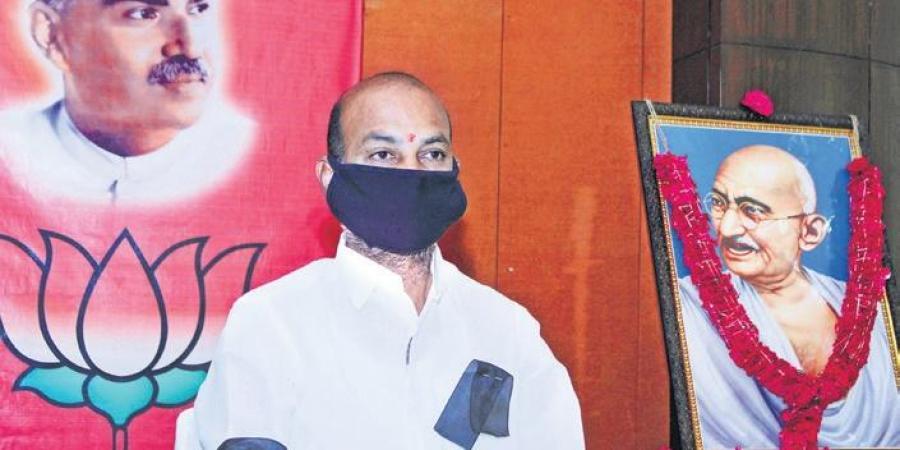 Bandi says KCR failed to protect interests of Telangana