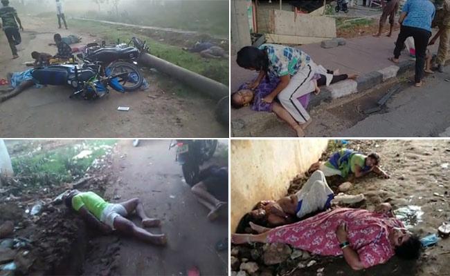 7 dead, 5 villages affected in Vizag gas leak