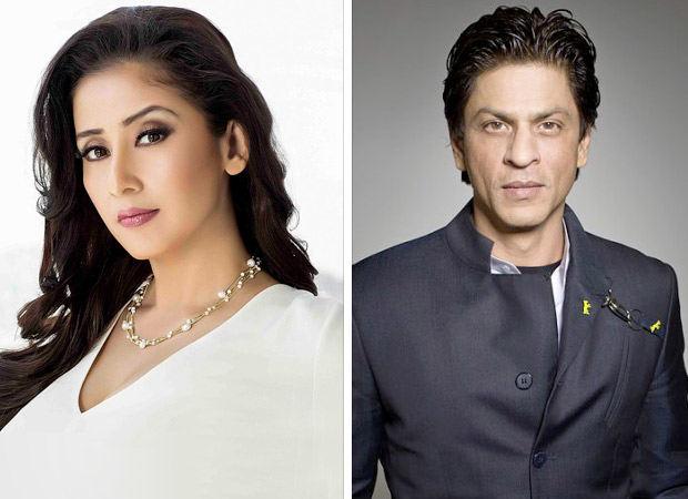 Manisha Koirala gives an adorable response to SRK's lockdown lessons
