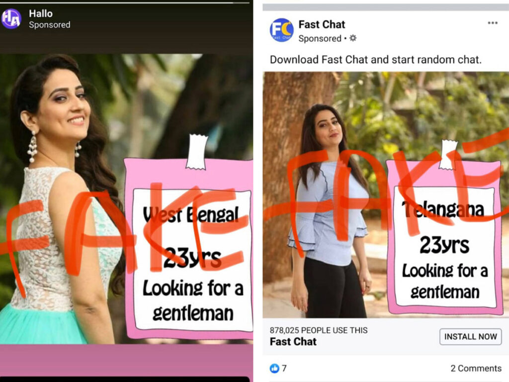 Telugu Anchor's Pictures 'Misused' By Dating Apps