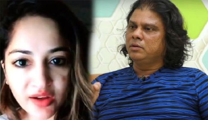 Actress Madhavi Latha issues legal notice to Rakesh Master