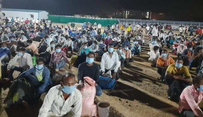 These 167 migrant workers shivering the entire nation