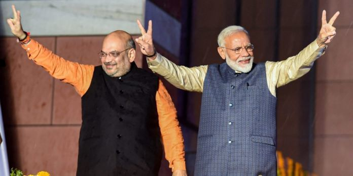 Modi 2.0: Amit Shah thanks PM Modi and BJP workers
