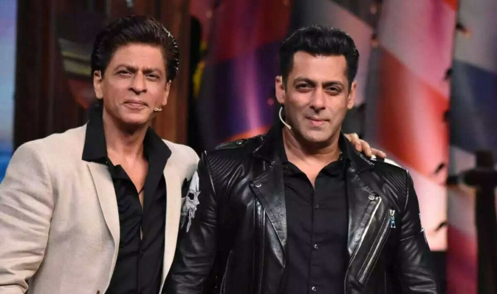 When Shah Rukh Khan had to apologise to Salman Khan