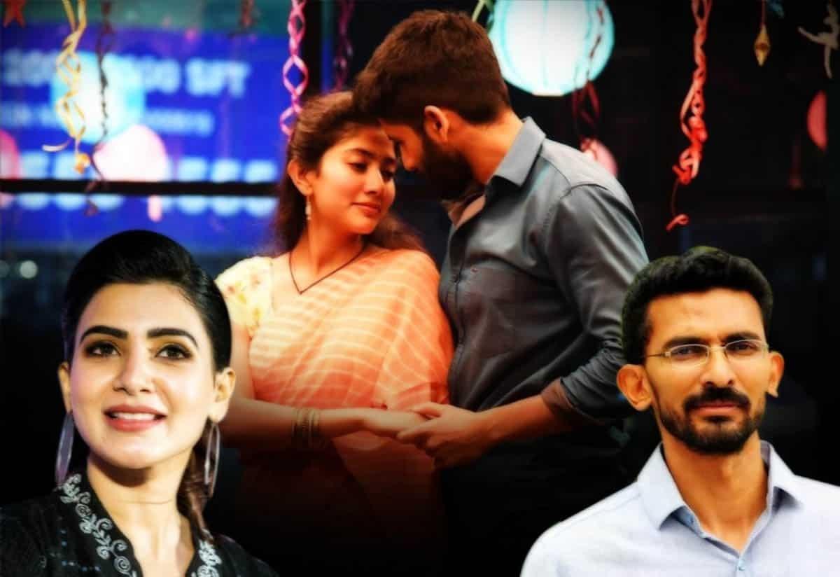 Sam feels Sai Pallavi dominates Chaitu?