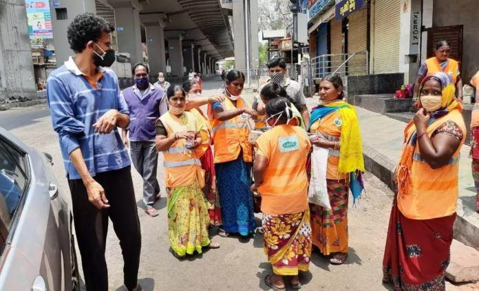 Shekar Kammula comes as a saviour to sanitation workers