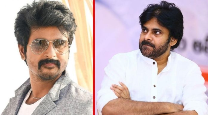 No Tamil Hero Was Approached For Pawan's Next