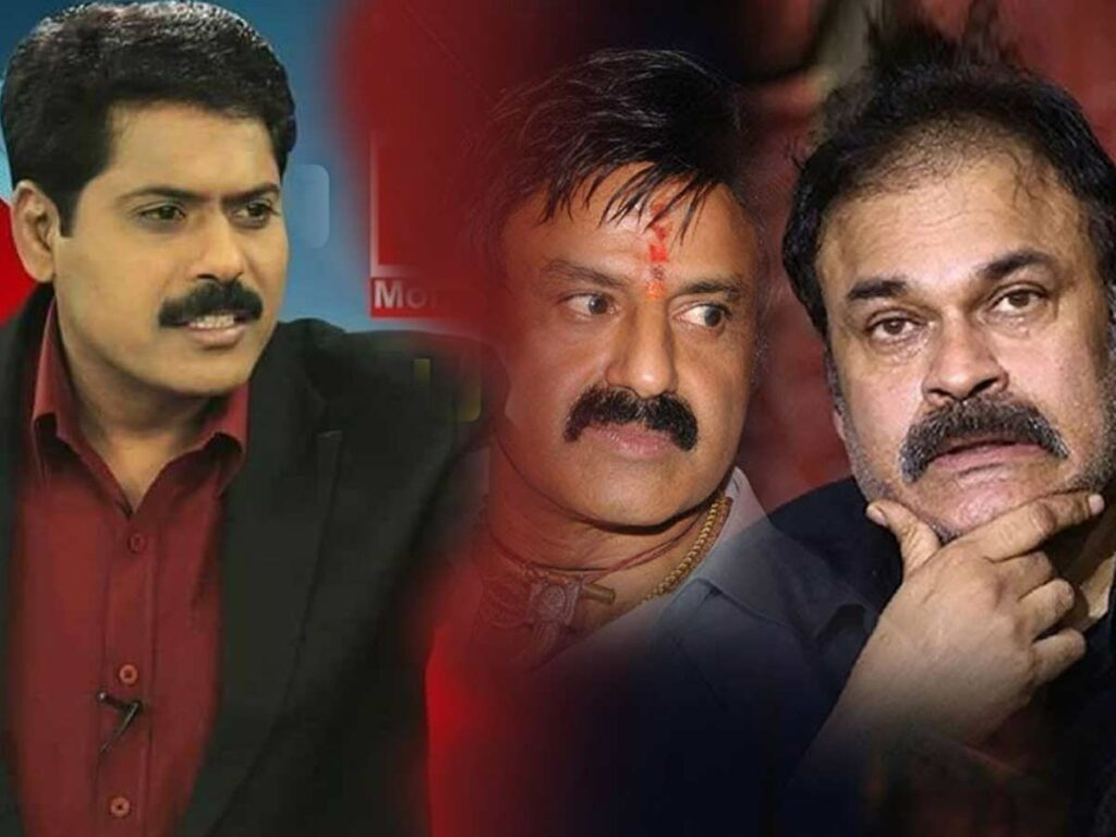 Big Debate: Naga Babu's Emotion Lost To Logic