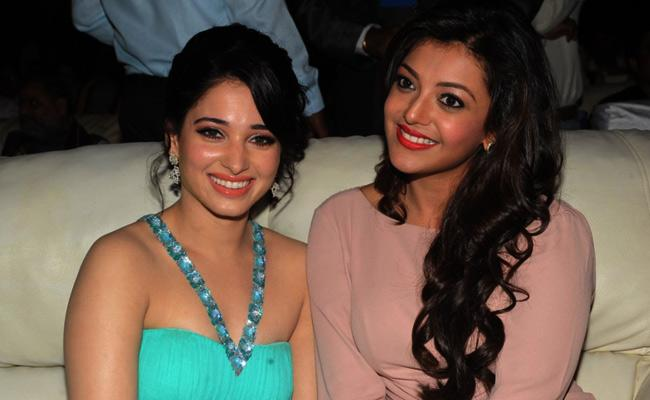 Kajal and Tamannah Minting Money During Lockdown