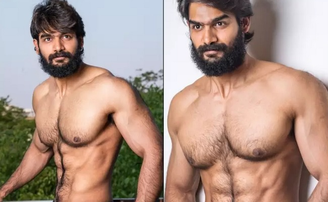 Kartikeya Stuns Netizens With His Six-Pack Abs