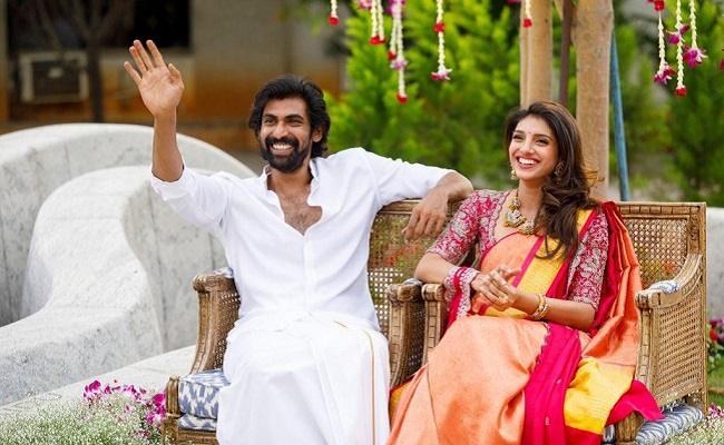 Rana Daggubati's wedding date locked.!