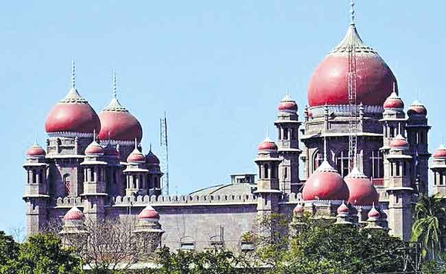 HC Upset With Less Corona Tests In Telangana