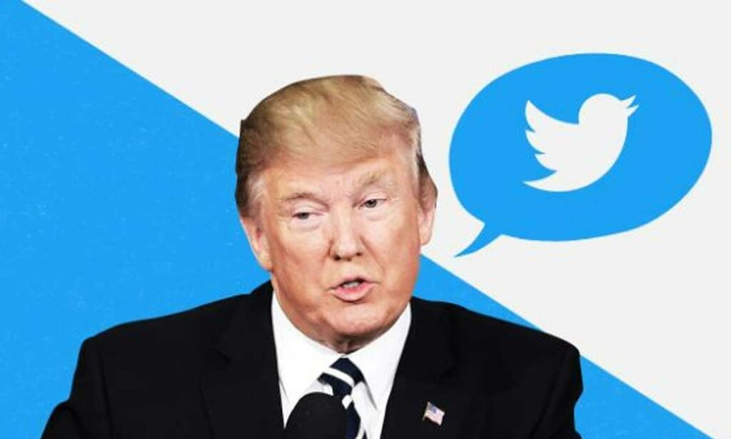 Trump fumes on Twitter for 'Misleading Tweets'