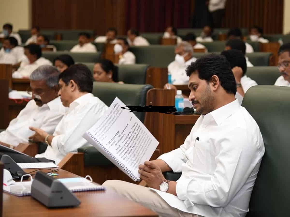 Andhra Pradesh Budget At Rs 2.24 Lakh Cr