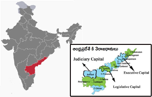 AP assembly passes the bill for the second time to consider three capitals
