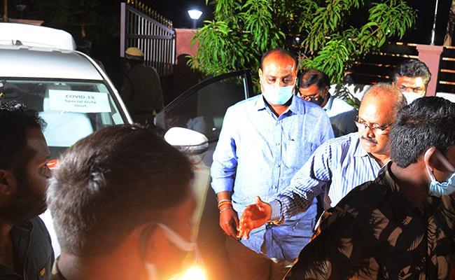 Ex-Andhra minister sent to judicial custody in ESI scam