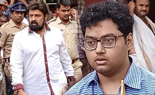 Nandamuri Mokshagna's Debut With Anil Ravipudi?