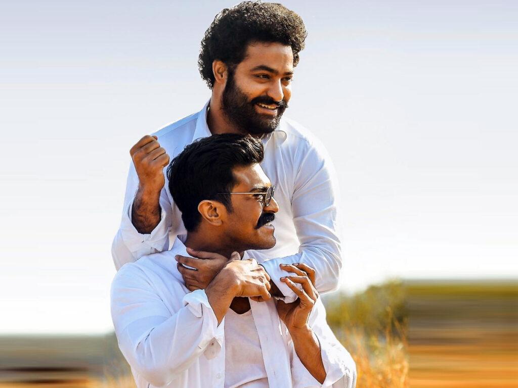 Rajamouli, Charan And NTR To Do A 'Test Shoot'