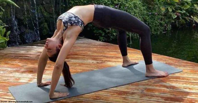 Rakul Preet sheds some light on the importance of yoga