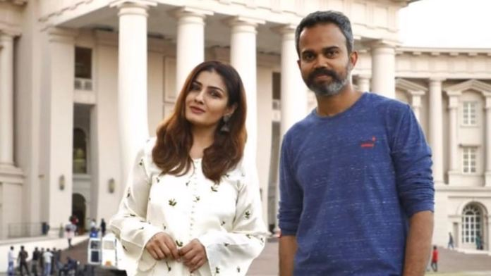 Raveena Tandon reveals about her role in KGF: Chapter 2