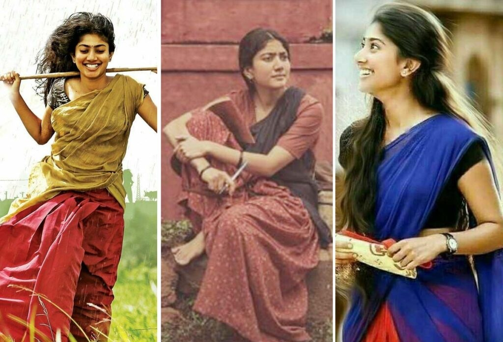 Sai Pallavi Gets Ready For 'langa voni' Once Again