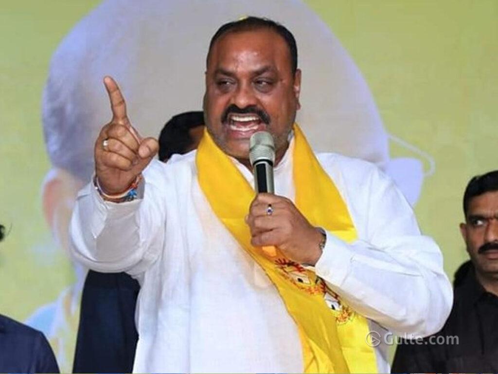 TDP's Ex-Minister Atchen Naidu Arrested In ESI Scam