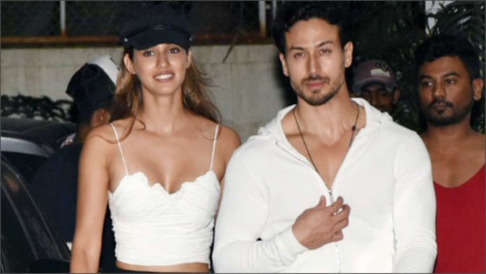 Disha Patani's video shared by Tiger on her birthday is amusing!