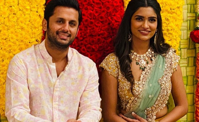 Nithin to Wed Shalini on 26th July!