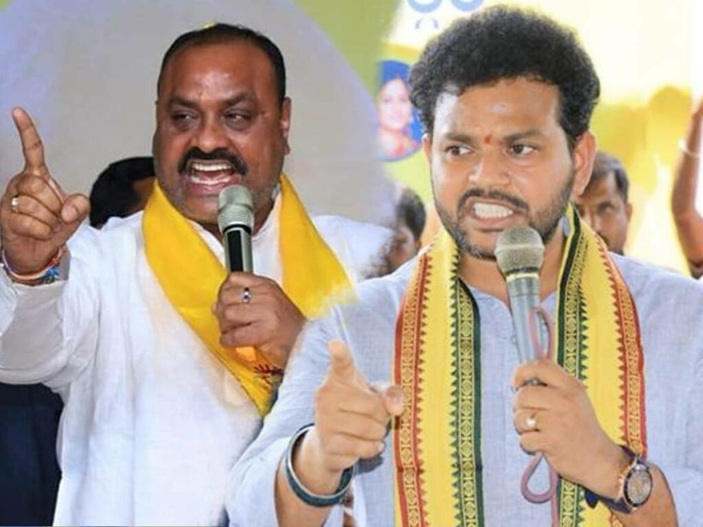 'Who Arrested My Babai? ACB or YCP Goons?'