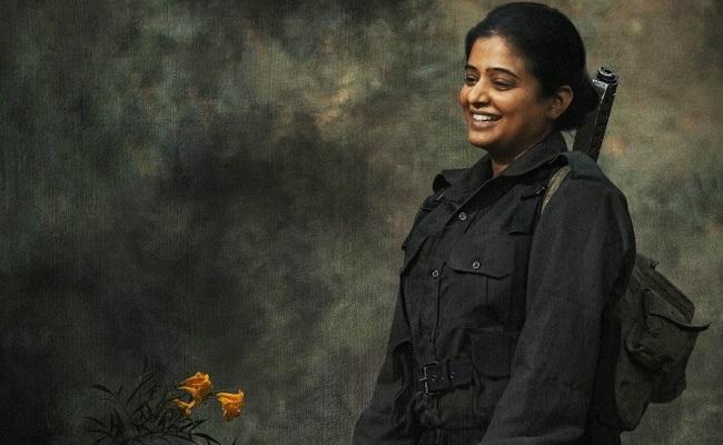 First Look: Priyamani Stuns As Comrade Bharathakka