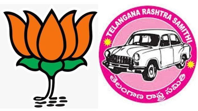 BJP Vs. TRS: War of words