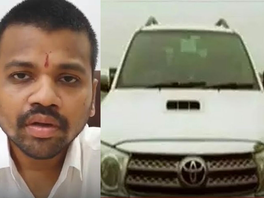 'Rs. 5.2 Cr & Car Are Mine, Not YCP MLA's'
