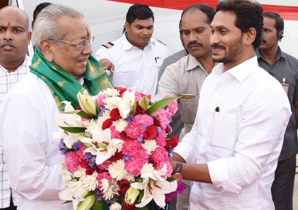 AP Governor Approved 'Three Capitals' Bill