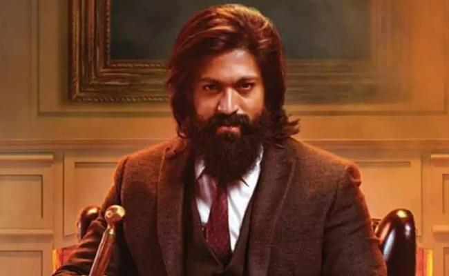 KGF Shows Its Might On Small Screen