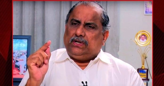 Lame excuses – foolish logics: Mudragada quits with huge criticism!   #mudragada padmanandam