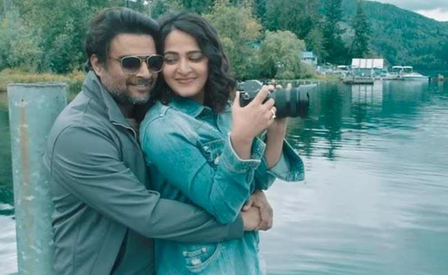 Tollywood's First Big Direct-To-Digital Release In Aug?   #anushka