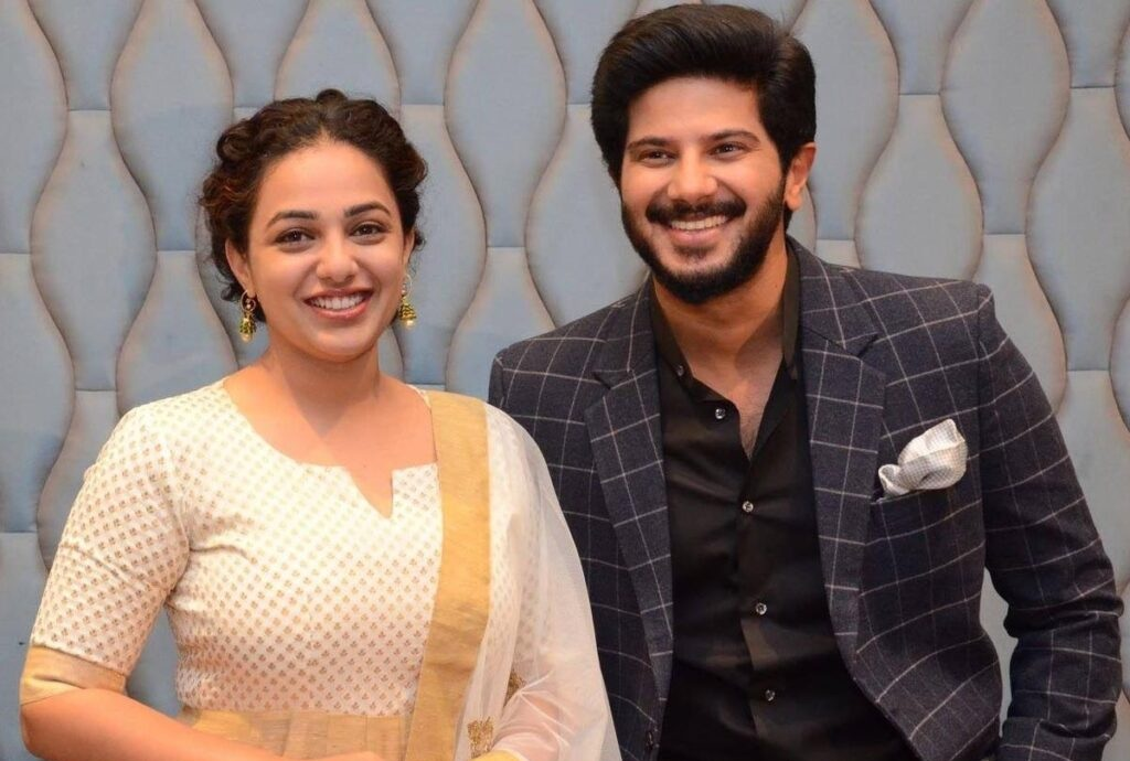 Dulquer Convinced Me To Get Married: Nithya Menen