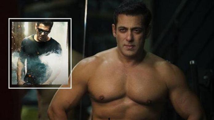 Salman khan intends to book a studio to resume Radhe's shoot